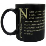 MUG - GAME OF THRONES - NIGHT WATCH OATH 320ML