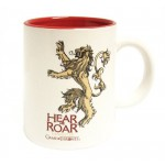 MUG - GAME OF THRONES - LANNISTER ROUGE & BLANC 320ML