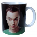 MUG - BIG BANG THEORY - SHELDON COOPER BAZINGA! 320ML