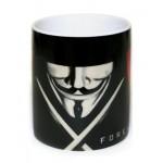 Mug - V Pour Vendetta - Freedom 320ml