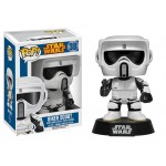 Pop! Star Wars: Biker Scout