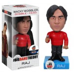 Bobblehead 18cm: Big Bang Theory - Raj Star Trek