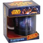 MUG - STAR WARS - LIGHT SABER DUEL 3D 300ML