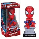Bobblehead 18cm: Amazing Spiderman 2 - Spiderman