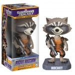 Bobblehead 18cm: Guardians Of The Galaxy - Rocket Raccoon