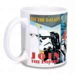 MUG - STAR WARS - HEROES & VILLAINS 300ML