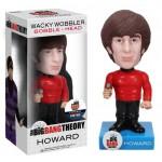 Bobblehead 18cm: Big Bang Theory - Howard Star Trek