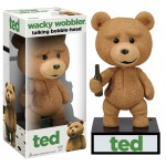 Bobblehead 18cm: Ted Talking