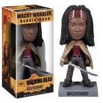 Bobblehead 18cm: The Walking Dead - Michonne