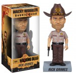 Bobblehead 18cm: The Walking Dead - Rick Grimes