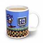 MUG - SONIC THE HEDGEHOG - GET A LIFE 300ML