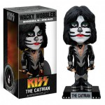 Bobblehead 18cm: Kiss - The Catman Peter Criss